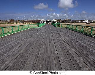 Pier - Victorian pier at St Annes