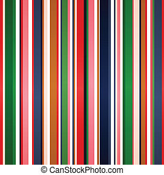 Retro seamless stripe pattern
