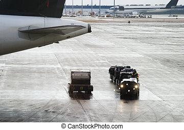 Luggage Trolly
