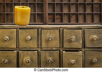 bee wax candle