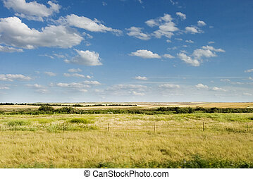 Eastend Saskatchewan - The town of Eastend Saskatchewan,...