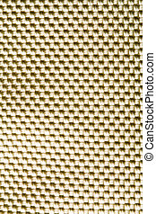 Nylon Fabric Texture - A close-up of the texture of grey...