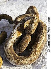 Rusty chain 3