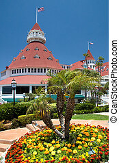 Hotel del Coronado - The Hotel del Coronado is a beachfront...