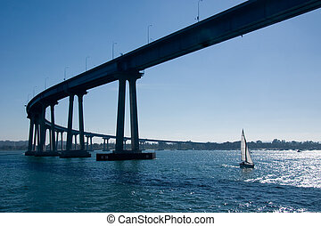 San Diego-Coronado Bridge - The San Diego-Coronado Bridge,...