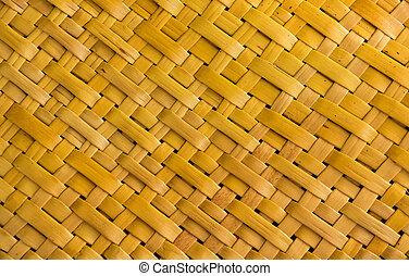 Flax Craftwork - Wonderful craftwork done with flax.