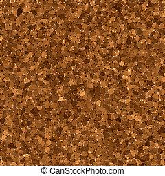 cork texture - vector illustration of cork texture