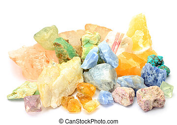 various nature stones - I took various nature stones in a...