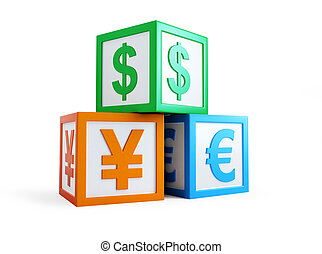 alphabet cube finance sign - alphabalphabet cube finance...