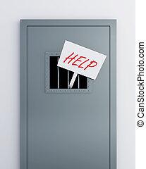 囚犯, 請求, 協助, 政治