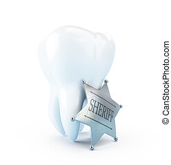 protection of teeth