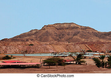 Timna Park and King Solomon's Mines - TIMNA, ISR - OCT...