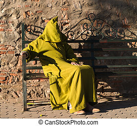 Sleepin the Kasbah - Siesta time in North Africa
