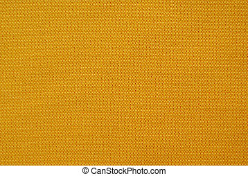 orange material - texture of orange cotton material as...