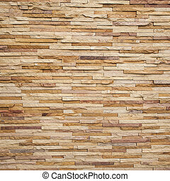 Stone tile brick wall texture