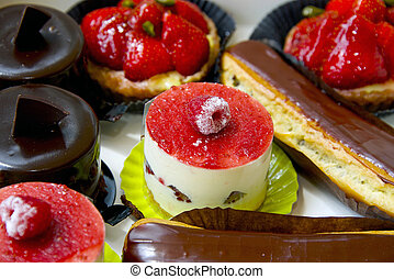dessert french food - french traditional desserts