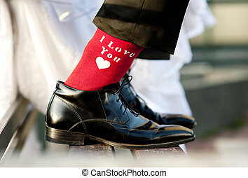 piedi, Amore