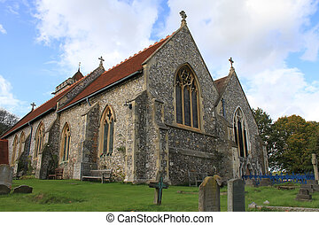Church in England