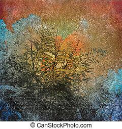 composizione, natura