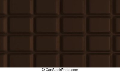 3D Bathroom Scale - Chocolate Design Animation