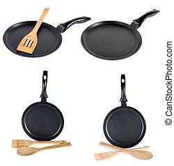 Frying pan set