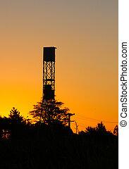 Sundown Tower