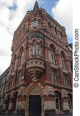 Royal Doulton Factory , Lambeth - Historic former factory of...