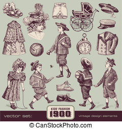 Kids Fashion and Accessories 1900