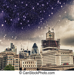 London Architecture. Buildings and Landmarks.