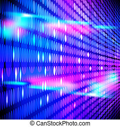 Abstract vector digital background.