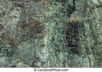 Serpentine Rock - Serpentine is a lot like greenstone but it...