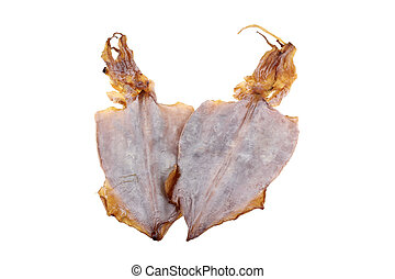 Sun Dried seafood : Squid - Sun Dried seafood : Bigfin reef...