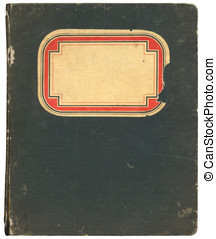 Notebook - old notebook from 1908