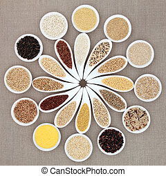 Grain and Cereal Food