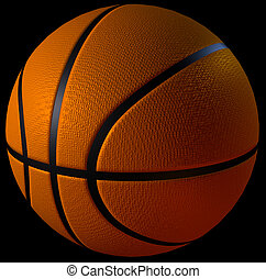 3d cgi basketball - 3d cgi computer rendered basketball