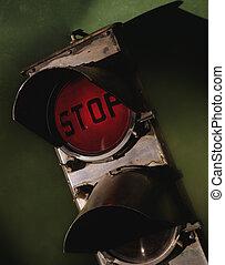 Stoplight - Picture of Stoplight