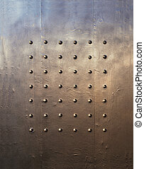 Square Rivet Pattern - Picture of Square Rivet Pattern