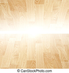 Wood tile texture background with centre lighting for text