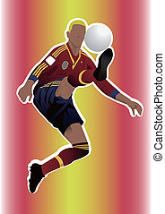 Spain soccer player - spain soccer player