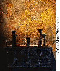Rusty Bolts - Picture of Rusty Bolts