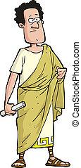 ローマ人, 上院議員