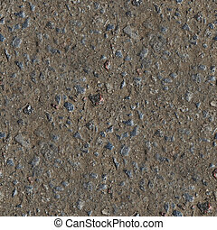 seamless asphalt texture road black street surface pattern material background rough grainy