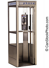 Phone Booth, Communication, Phone, Object, Industry,...
