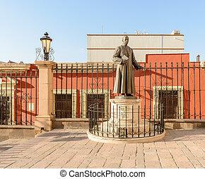 Monument in Saltillo, Mexico