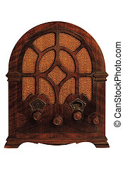 Household Objects, Antique, Entertainment, Communication,...