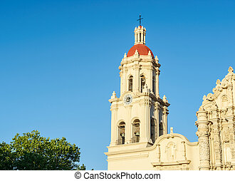 Catedral de Santiago in Saltillo, Mexico - This is the very...