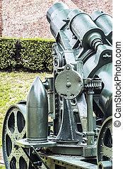 Sitio,  austro,  WWI, obús, Húngaro