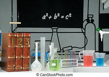 laboratory - experiments in the laboratory