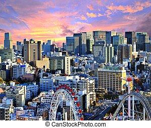 Bunkyo, Divisão, Tóquio