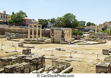 Ancient Agora of Athens - The Ancient Agora of Classical...